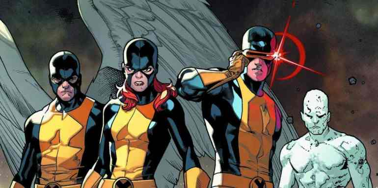 Marvel's Phase 4 X-Men