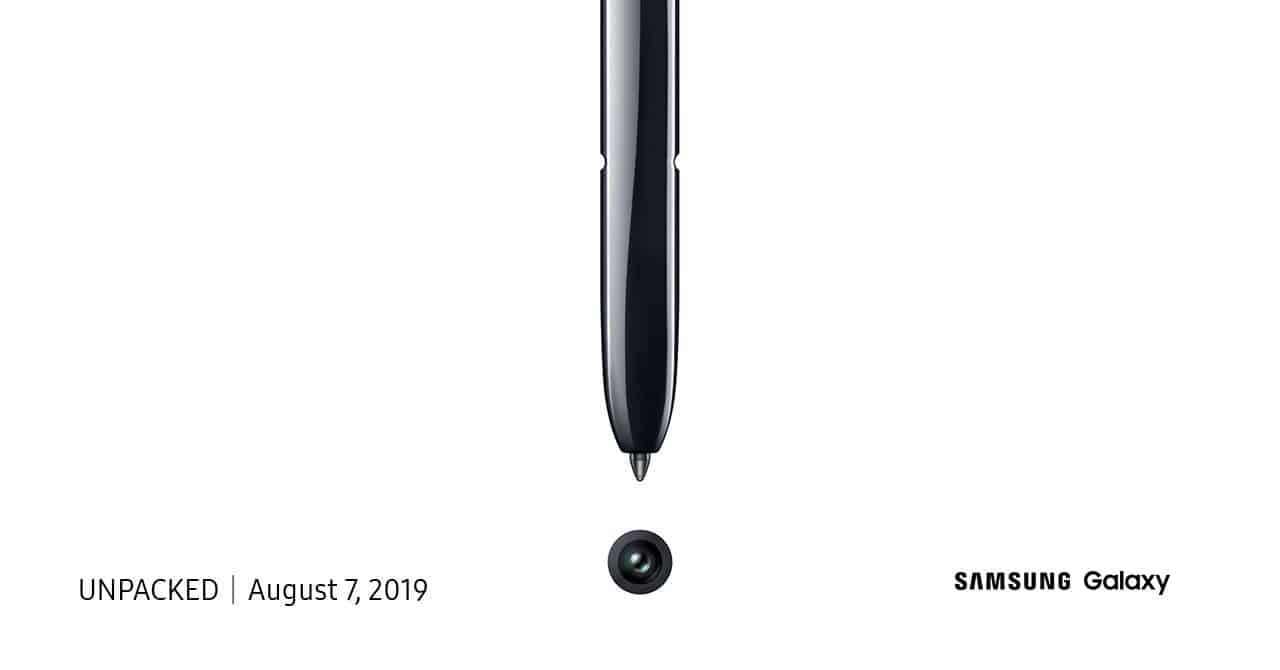 Upcoming Samsung Galaxy Note 10 Leaked Ahead Of Release