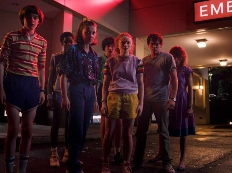 Stranger Things Season 3 Netflix Review