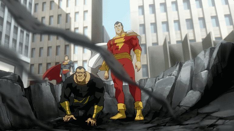 Superman/Shazam!: The Return of Black Adam Review - The Best Shazam Film Ever?