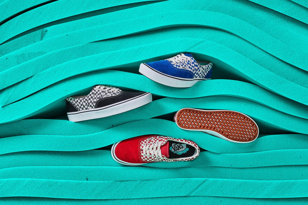 Vans Updates Its ComfyCush Collection With Archive Silhouettes