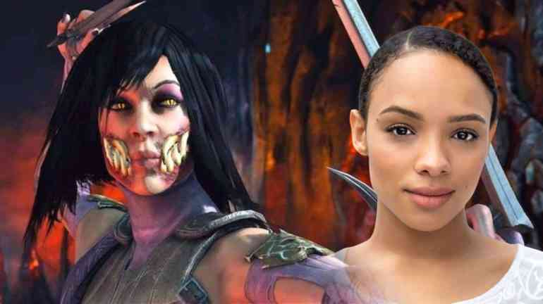 Australian actress Sisi Stringer will play the dual sai-wielding assassin Mileena.