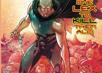 Lex Luthor Year of the Villain 1