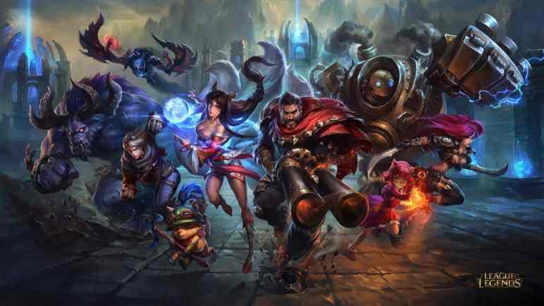 League-of-Legends esports