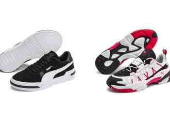 PUMA Drops New Cali Taped and LQD Cell Omega