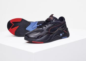 PUMA Partners with SEGA for PUMA X Sonic RS-X3 Sneaker