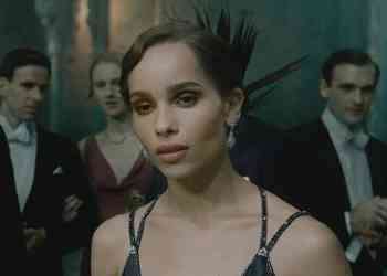 Zoë Kravitz Is Catwoman In Matt Reeves' The Batman