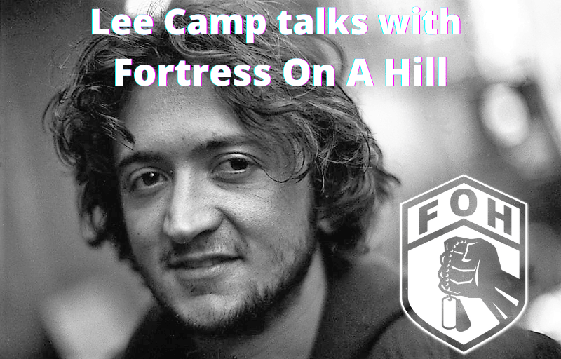 Live stream w/ special guest Lee Camp – Ep 102