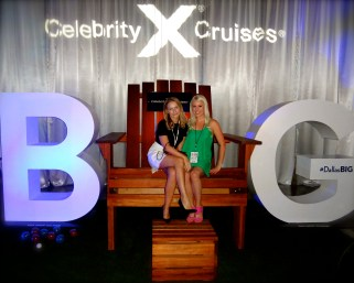 Thanks you Celebrity Cruises DFW #DallasBIG @Celebrity_DFW with #SailWithCelebrity