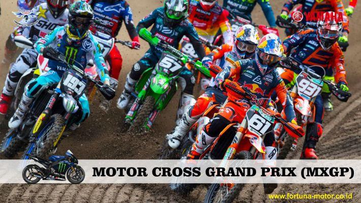 kejuaraan kompetisi MXGP