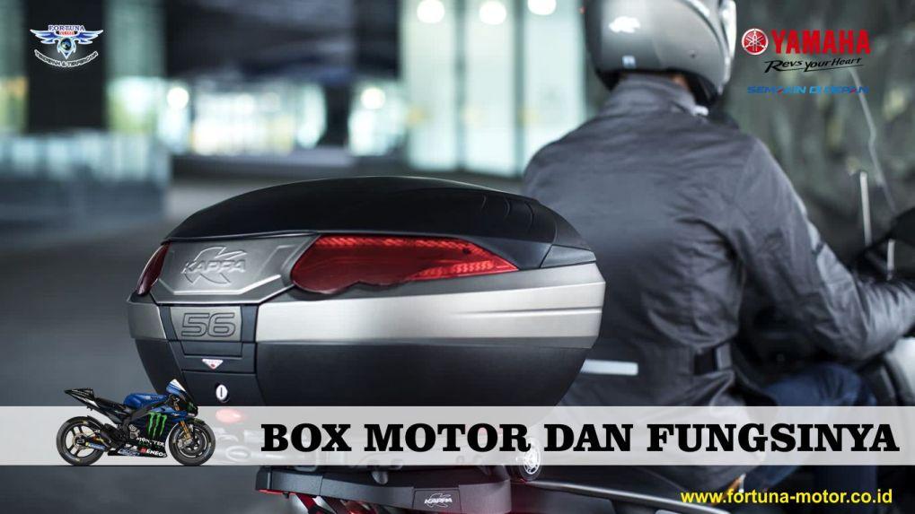 apa itu box motor dan fungsinya