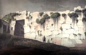 Esterno Porta Maggiore dell'Acropoli