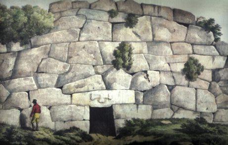 Porta Minore dell'Acropoli