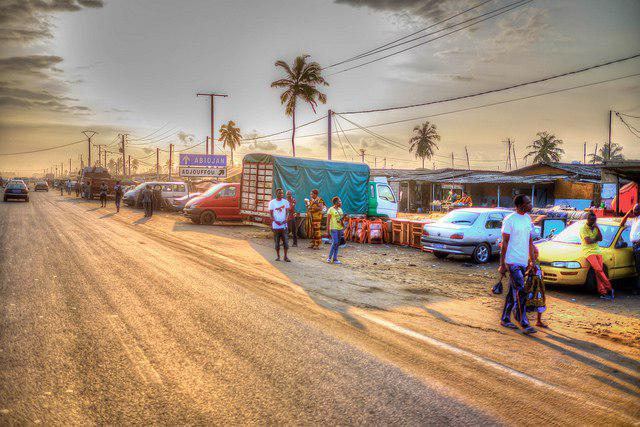 An Artist's Diary II: The Long Road to Abidjan by C. Krydz Ikwuemesi