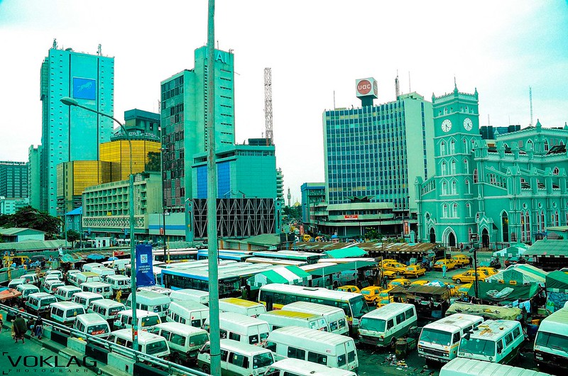 Going the way of Poetry in Lagos I by Michael Chiedoziem Chukwudera