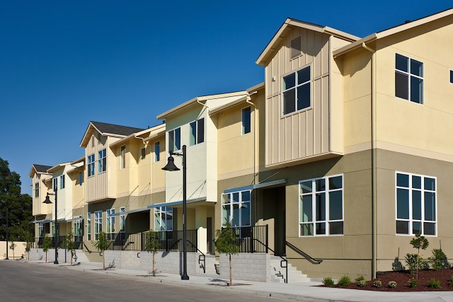 Owner occupied multifamily property