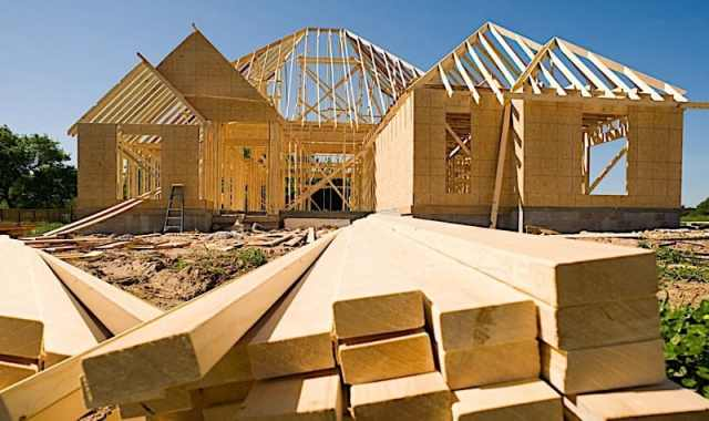 construction loan for investment property