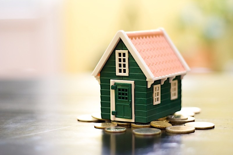 how to buy real estate with no money