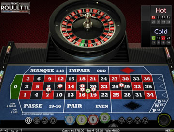 Play Roulette for fun - no deposit, no download