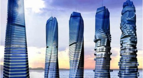 Dubai rotating hotel