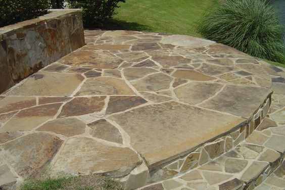 fort worth grass stone