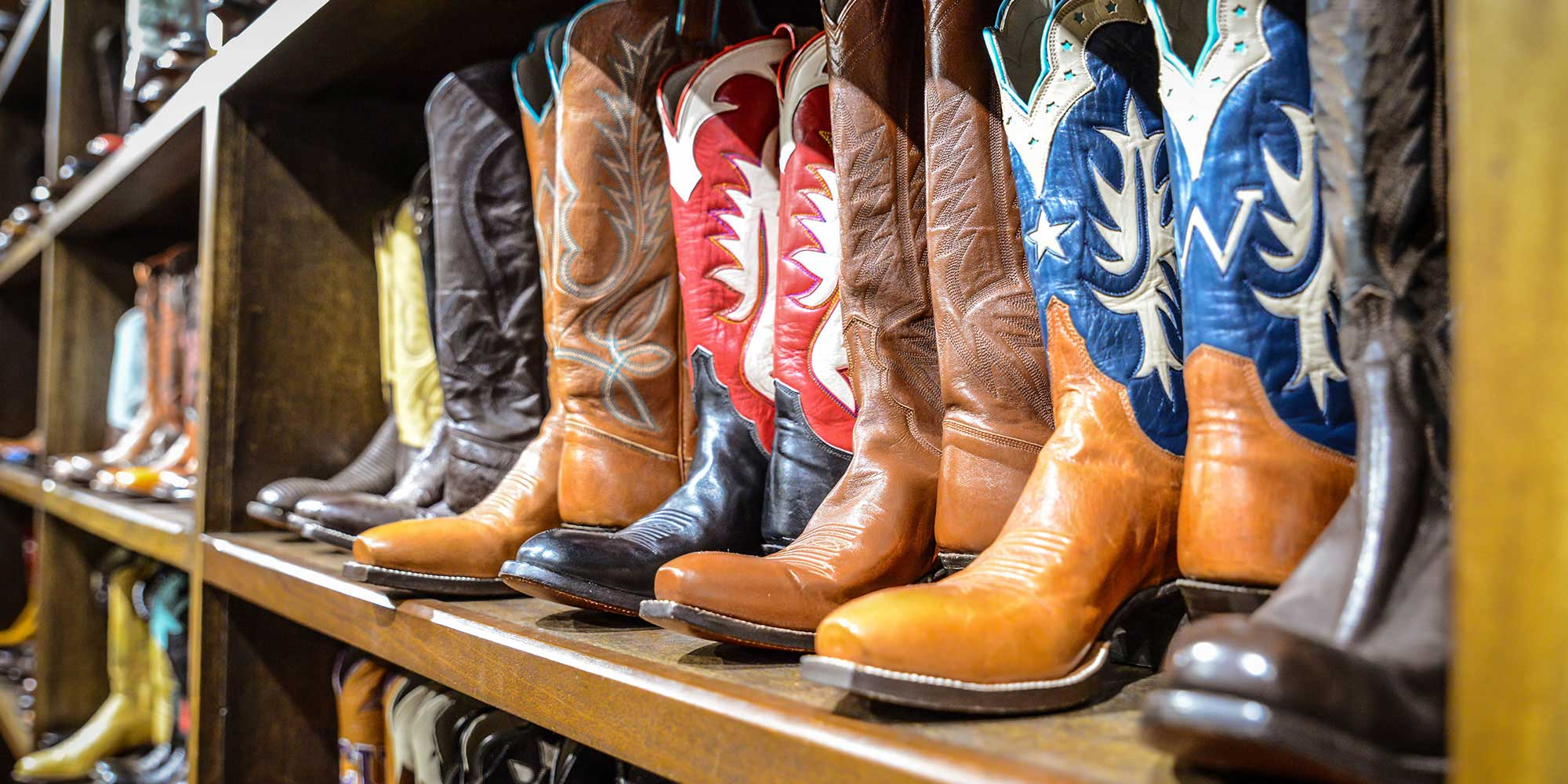 Fort Worth Stockyards Stores