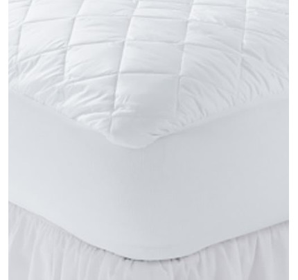 Hotelier Prestigio Ed Poly Cotton Mattress Protector King Size