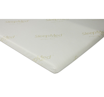 Sleepmed Memory Foam Topper Queen Size