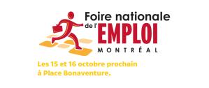 Foire nationale de l'Emploi @ Place Bonaventure