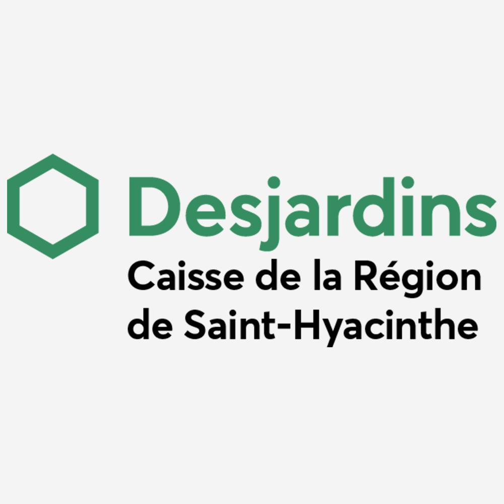 Desjardins de la région de Saint-Hyacinthe - partenaire financier