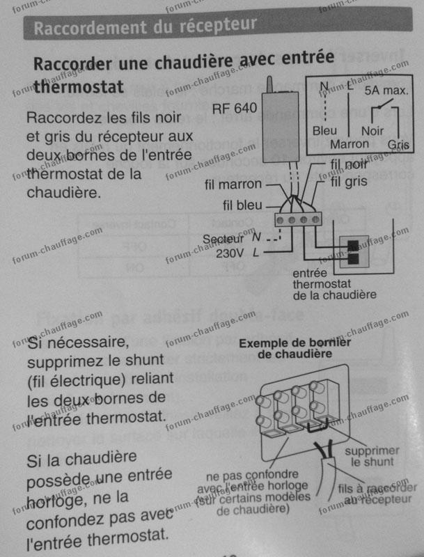 Notice Chaudiere Saunier Duval Thema C23e Gamboahinestrosa