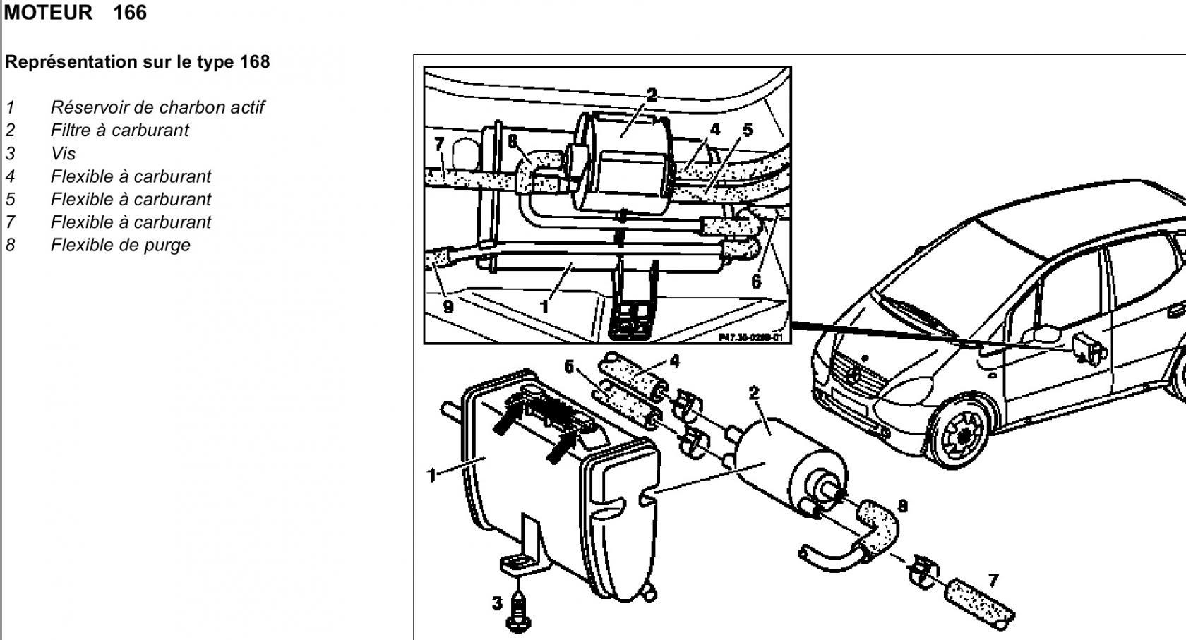 Probleme D Arrivee D Essence Classe A 160 Page 1 Classe A W168 Forum Mercedes