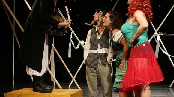 Forum Theater nominiert für den Monica Bleibtreu Preis bei den bundesweiten Privattheatertagen