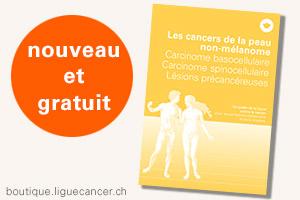 Brochure Cancers de peau non-mélanome