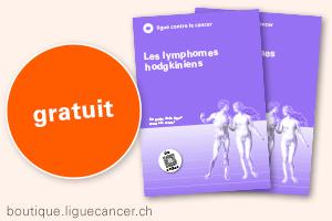 """Brochure """"Les lymphomes hodgkiniens"""""""