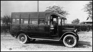 Motor Bus in 1926