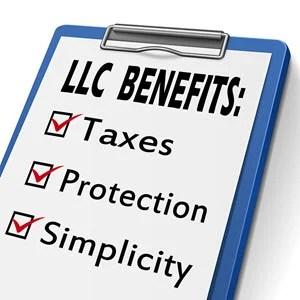 LLC  - 有限責任会社