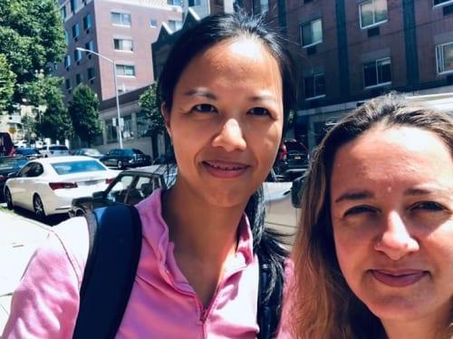 # کارآفرین هفته - ارسال 1 سلام، همه من، من Shiri، معمار، زندگی می کنند در منهتن. متاهل و مادر ...
