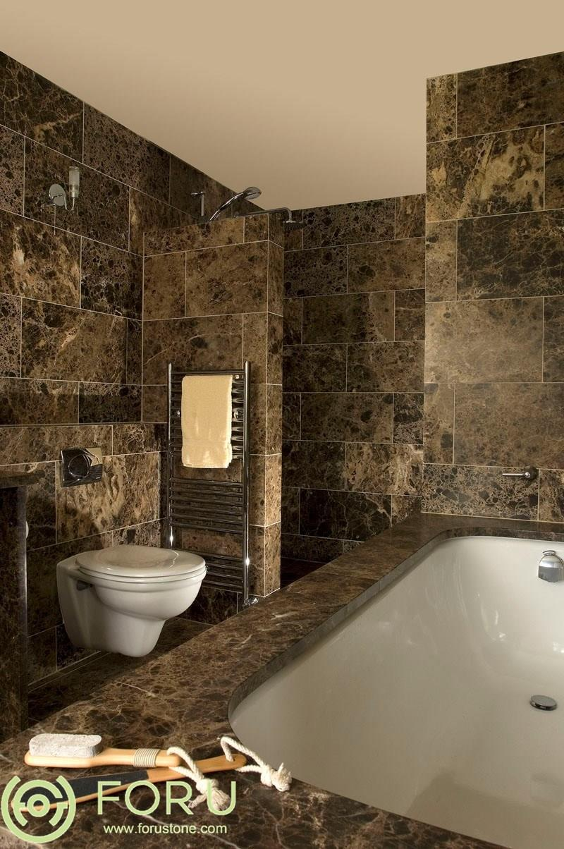 Dark Emperador Marble For Bathroom Manufacturers And Suppliers China Wholesale Price Foru