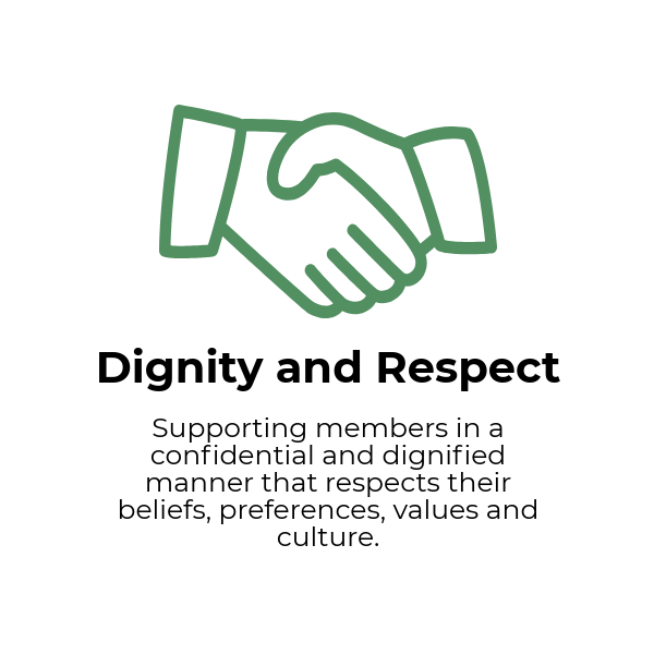 Dignity and Respect