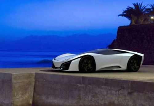 latest concept car models 2011 4