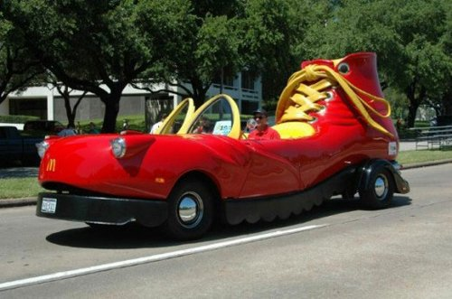shoe car 2