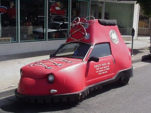shoe car 6