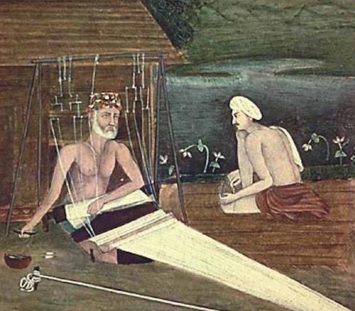 kabir-weaver