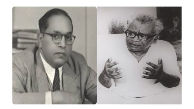 Locating caste in the philosophies of Ambedkar and Lohia