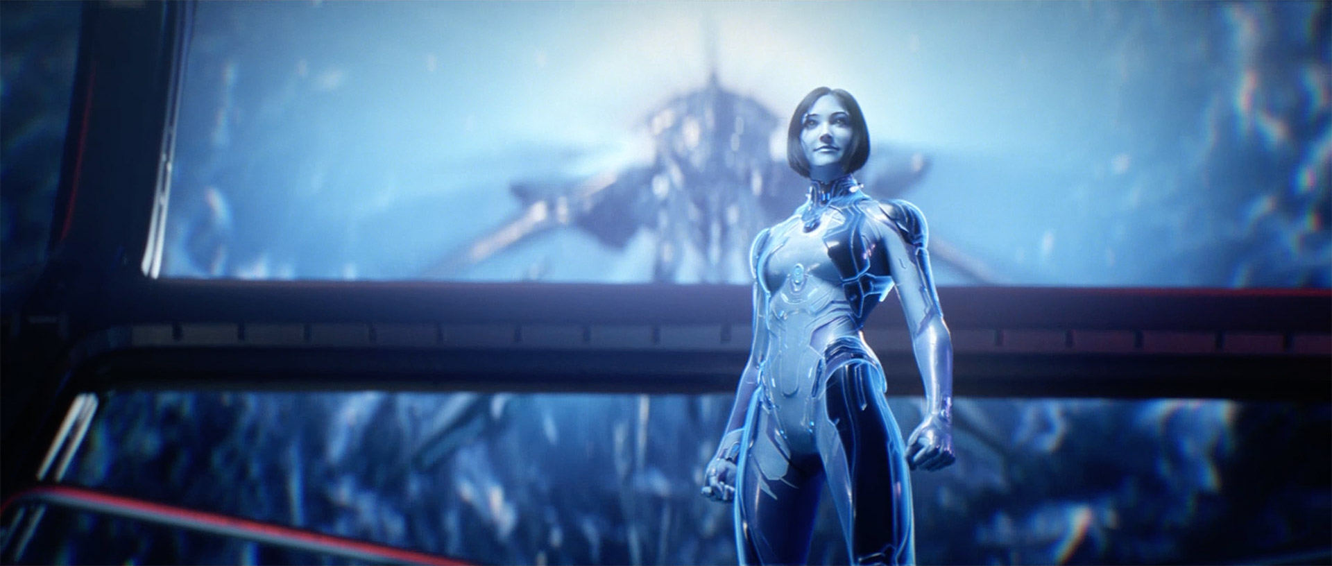 Image result for cortana halo 5