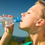 How does water intake helps weight loss?