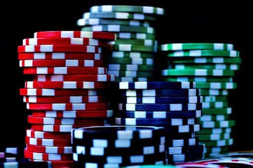 賭け金が多すぎる