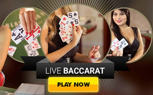 カジノで人気のゲーム「バカラ」