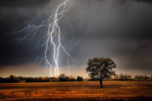 Doorgaan bij slecht weer…